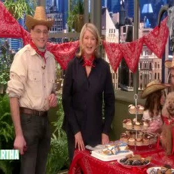 Western-Themed Pet Birthday Party Ideas