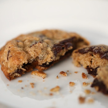 Chocolate Chunk Banana Cookies EDFSC