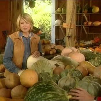 Amy Goldman's Heirloom Squash Curing Barn