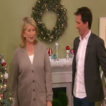 Christmas Decorations with Kevin Sharkey