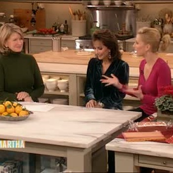 Holidays with Susan Lucci and Liza Huber