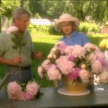 How to Arrange Peonies with Chris Giftos