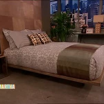 How to Make a Wooden Platform Bed Part 2