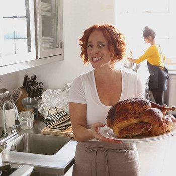 How to Stuff, Roast, and Carve Your Turkey