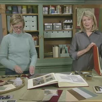 Make Your Own Photo Frames and Scrapbook