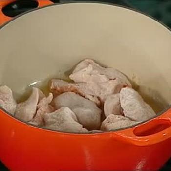 Mardi Gras Chicken and Sausage Casserole