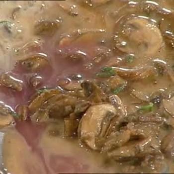 Salisbury Steak with Mushroom Gravy, Pt 2