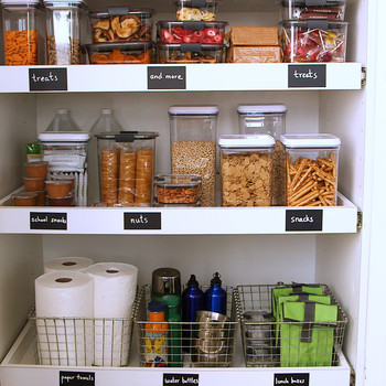 Kid-Friendly Pantry Organizing Video
