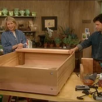Wood Weatherproof Sandbox Project, Part 1