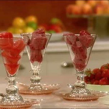 How to Make Fruit Sorbet from Fresh Fruit