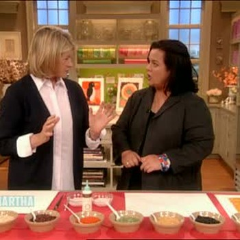 Legume and Bean Craft with Rosie O'Donnell
