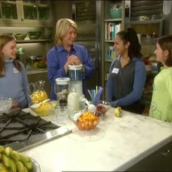 Healthy Fruit Smoothie Recipe