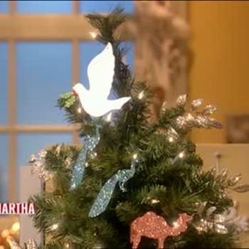 Noah's Ark Christmas Tree Ornaments, Part 1