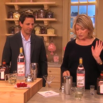 Valentine's Day Cocktails with Seth Meyers
