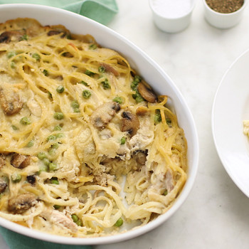 Make-Ahead Chicken Tetrazzini