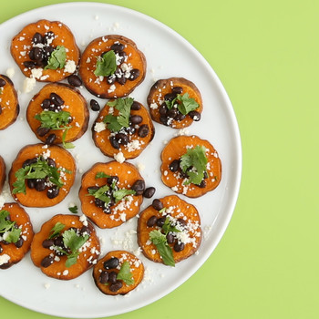 Gluten-Free Sweet Potato Crostini