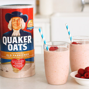 Oatmeal Smoothies Video Quaker