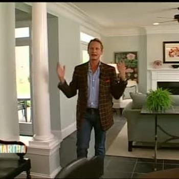Carson Kressley Tours a Katonah Model Home