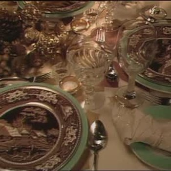 video christmas dinner party with marthas family martha stewart - Christmas Dinner Party