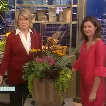 Container Planting with Heather Stephenson