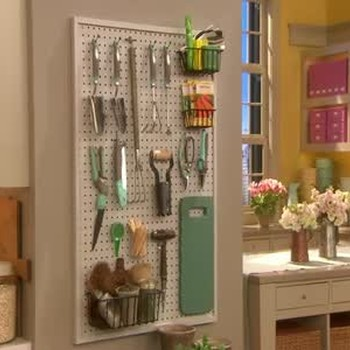 Organize Your Garden Tools and Accessories