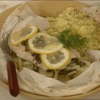 How to Cook Red Snapper en Papillote