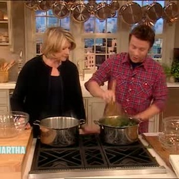 Chef Oliver's Italian Bread and Cabbage Soup