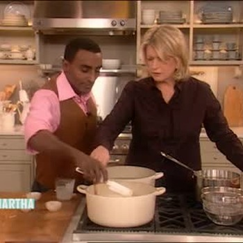 Creamy Lamb Stew with Chef Marcus Samuelson