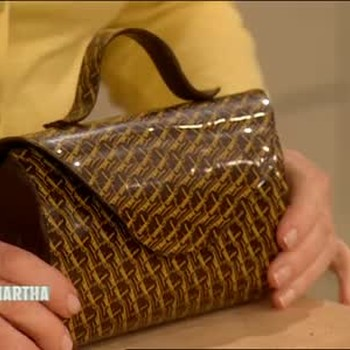 How to Make Edible Handbags for Mother's Day