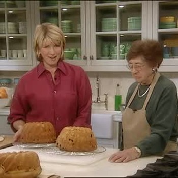 Martha's Family Recipe for Babka Sweet Bread