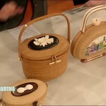 Nantucket Lightship Baskets and Jane Heller
