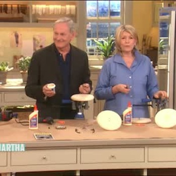 Plant Stand Construction with Victor Garber