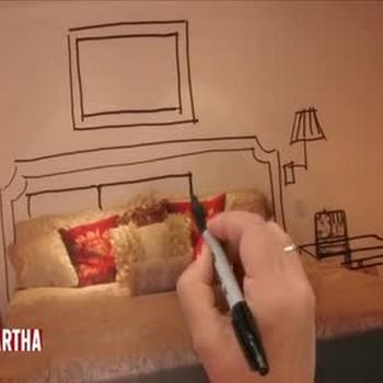 Bedroom Decoration Advice from Alexa Hampton