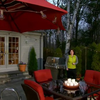 How to Light Your Patio for an Outdoor Party