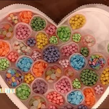 How to Make Valentine's Day Heart Candy Boxes