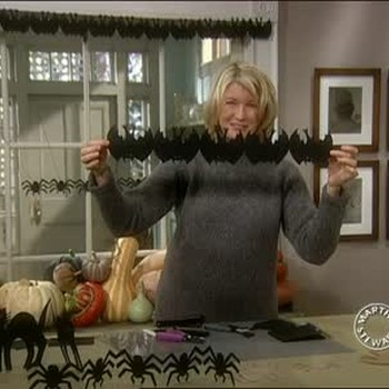 Scary Halloween Garland