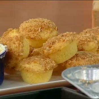Mini-Orange Crumble Top Muffin Recipe Part 2
