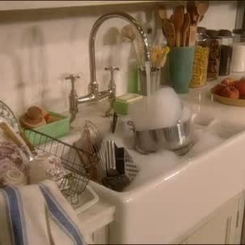 Cheryl Mendelson's Effective Dish Washing Tips