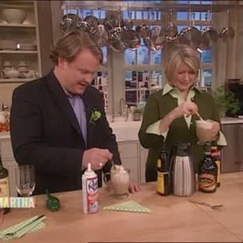 Nutty Irishman Drink with Bailey's Irish Cream