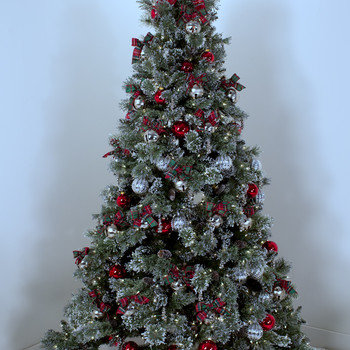 Class Silver Bells Christmas Tree