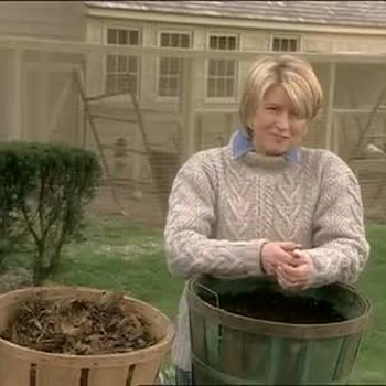 Ask Martha: Mulch, Neat Pathways And Flower Beds