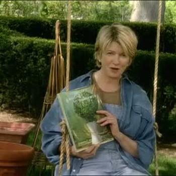 Author Martha Baker Discusses Garden Ornaments