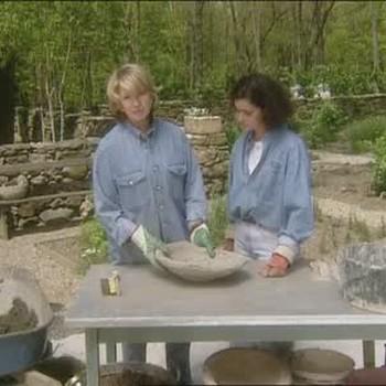 Make a Trough for Your Garden with Melanie Fox