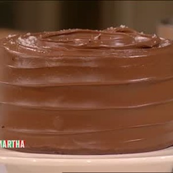 Sweet and Salty Chocolate Cake with Matt Lewis