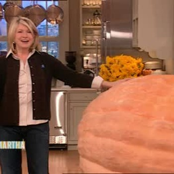 Visit with Charo and Largest Gourd and Pumpkin
