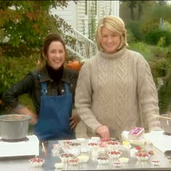 Autumn Flowers and Candles with Patricia Heaton