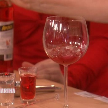 Blood Orange Cocktail Recipe for Valentine's Day