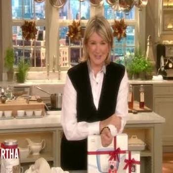 More Gift Ideas: Martha Stewart's Favorite Things