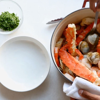 One-Pot Wonders: The Making of a Cioppino Medley