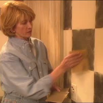 Paint Patterns, Wall Glazes and Freehand Designs